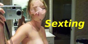 (ilustración sexting)
